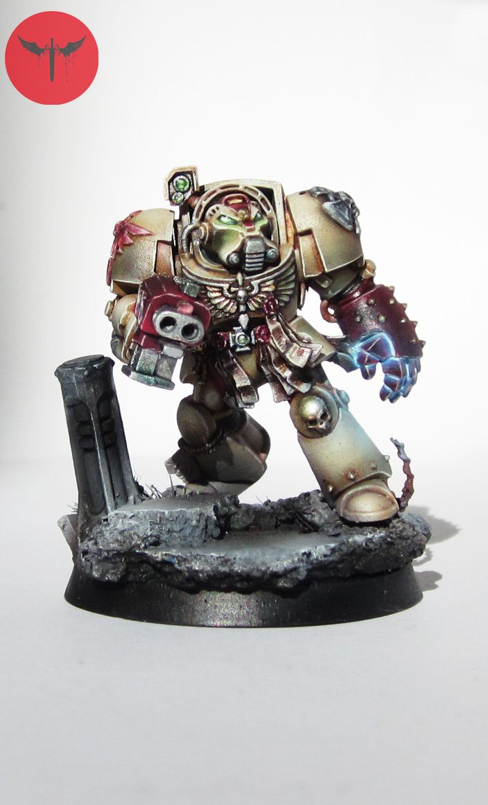 40k - Dark Angels Deathwing Terminator