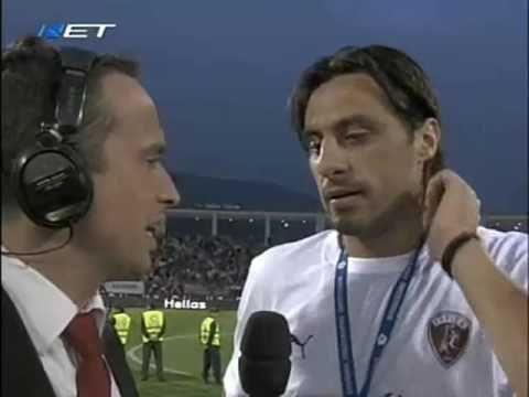 ΑΕΛ-Παναθηναϊκός 2-1 Τελικός κυπέλλου 2007-Βάλλας, Μπαχράμης δηλώσεις