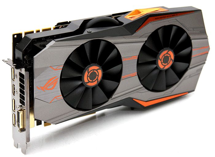 ASUS ROG Matrix GeForce GTX 980 Ti Platinum edition #videocard #review #hardware #pc | Computers ...