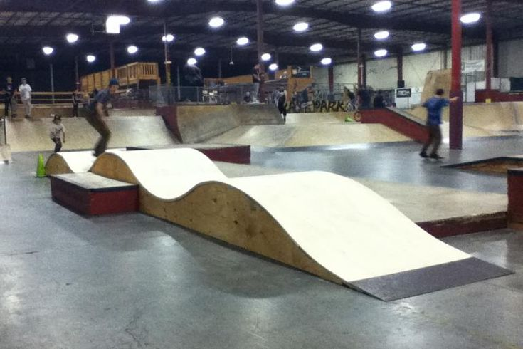 best outdoor skatepark - Google Search