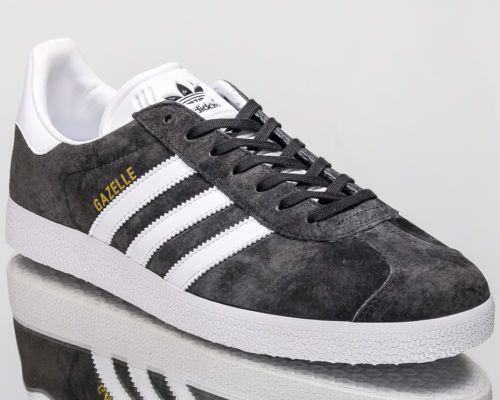 adidas Originals Gazelle men lifestyle casual sneakers NEW dark ...