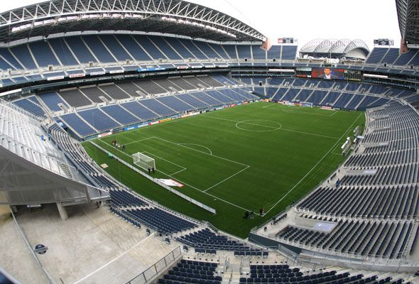 Stadium Tour - CenturyLink Field