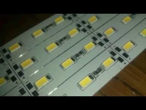 Светодиодное освещение для дома - YouTube