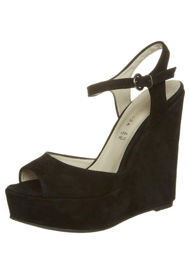 Mai Piu Senza - Højhælede sandaletter / Højhælede sandaler - sort