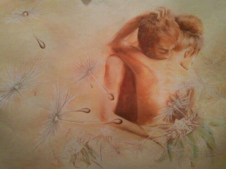 Pastel-Petra O.