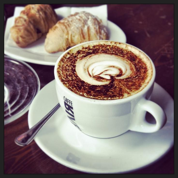 Italian breakfast, just perfect!