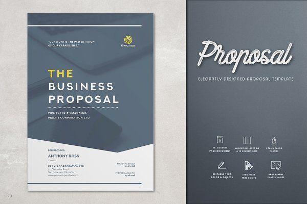 Proposal - Brochures - 1
