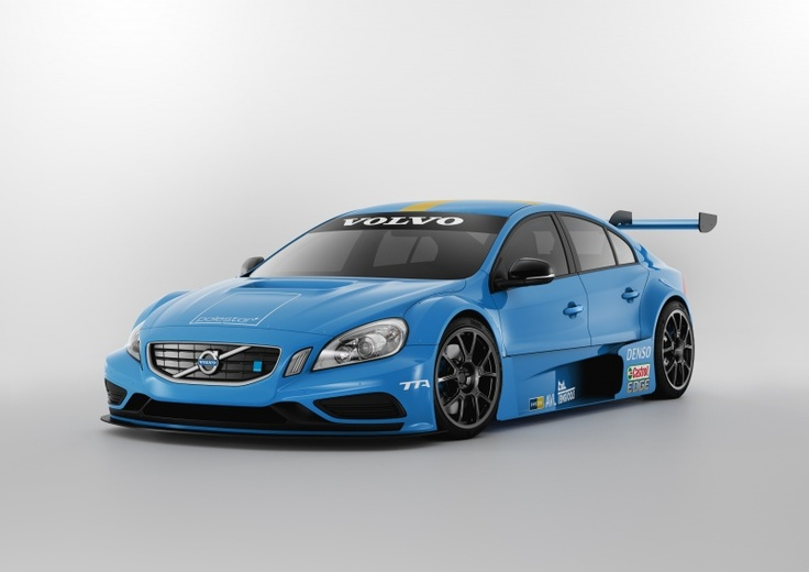 Volvo Polestar S60 Racing
