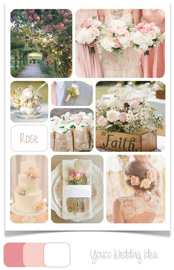 Matrimonio officinale - circondati dalle rose