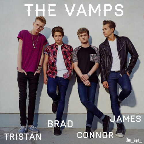 The vamps ❤️❤️❤️❤️