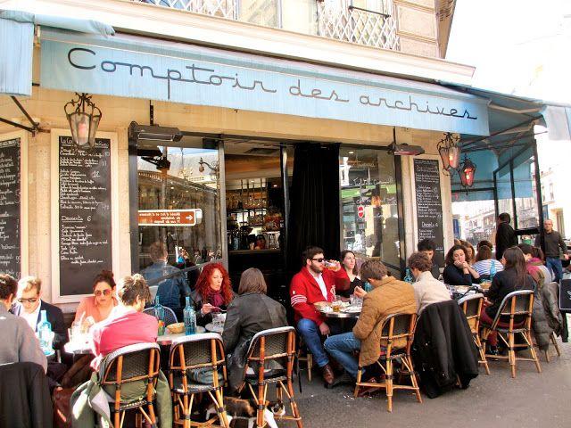 Comptoir des Archives, Paris | Eat, Play, Live