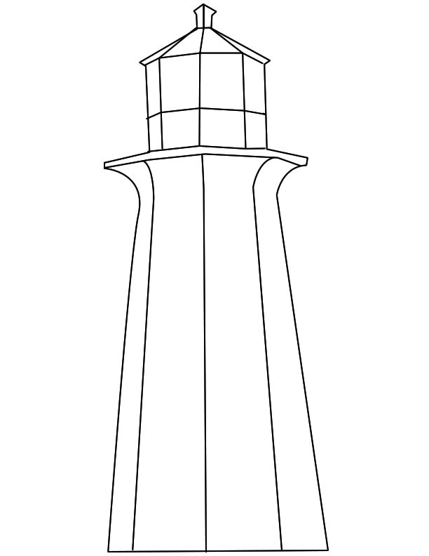 lighthouse patterns to print   The Lighthouse Keeper's Lunch