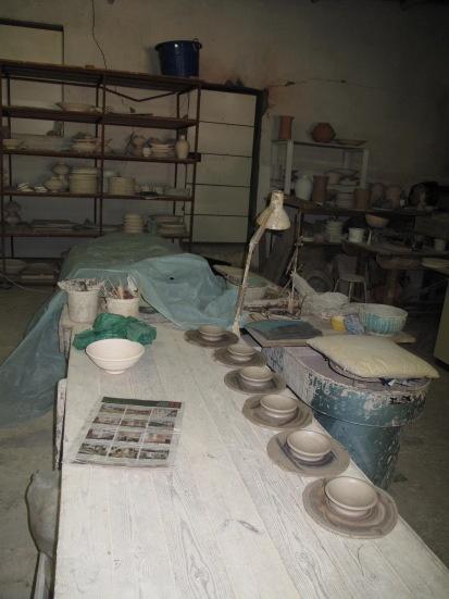 Studio April 2010