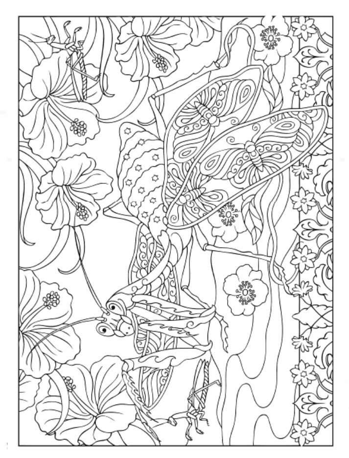 creative designs coloring pages - photo#48