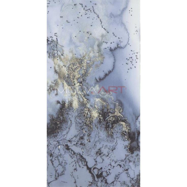 30X60cm Skyfall Gümüş