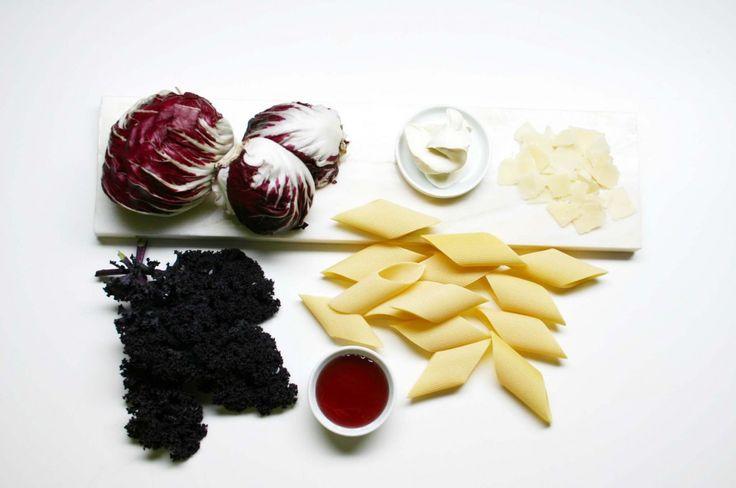 Pasta z Rozbefem i Jarmużem www.ajslifebook.com