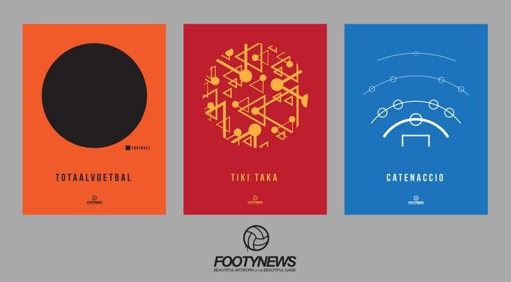 Football Philosophies by Dan Leydon