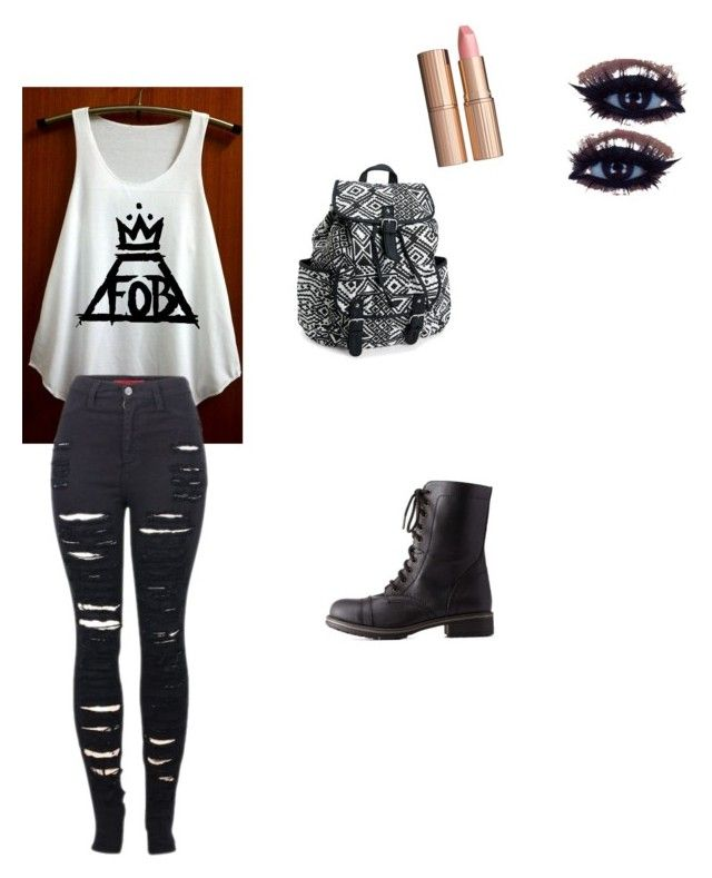 U0026quot;Fall Out Boy Concert Outfitu0026quot; By Lilshea-1 On Polyvore | My Polyvore Finds | Pinterest | Concert ...