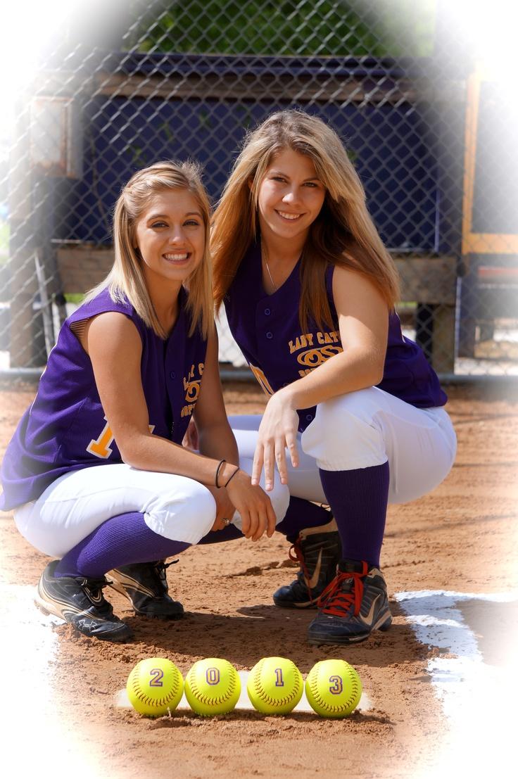 Best Friend softball