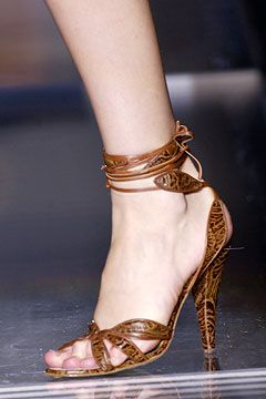 buy shoes online Roberto Cavalli Spring 2004 Ready-to-Wear - Collection - Gallery - Style.com