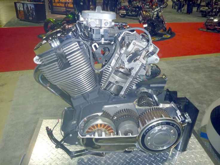 Fascinating Victory Motorcycles Engines