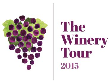 The Winery Tour - this is a fantastic concert that tours NZ wineries. The logo could involve more visual cues to explain this.