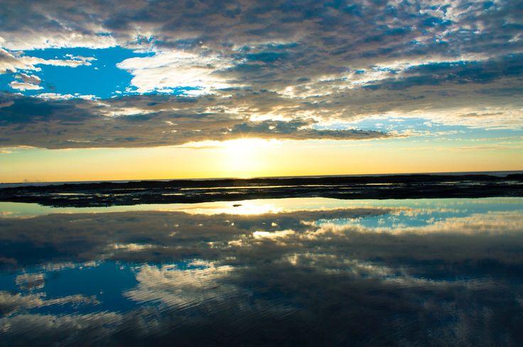 Sunrise at Narrabeen Lagoon, NSW Australia   Copyright of Jo Thom