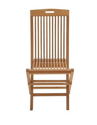 Patio Furniture Clearance Teak Wood Folding Chair Outdoor Best Discount Sale