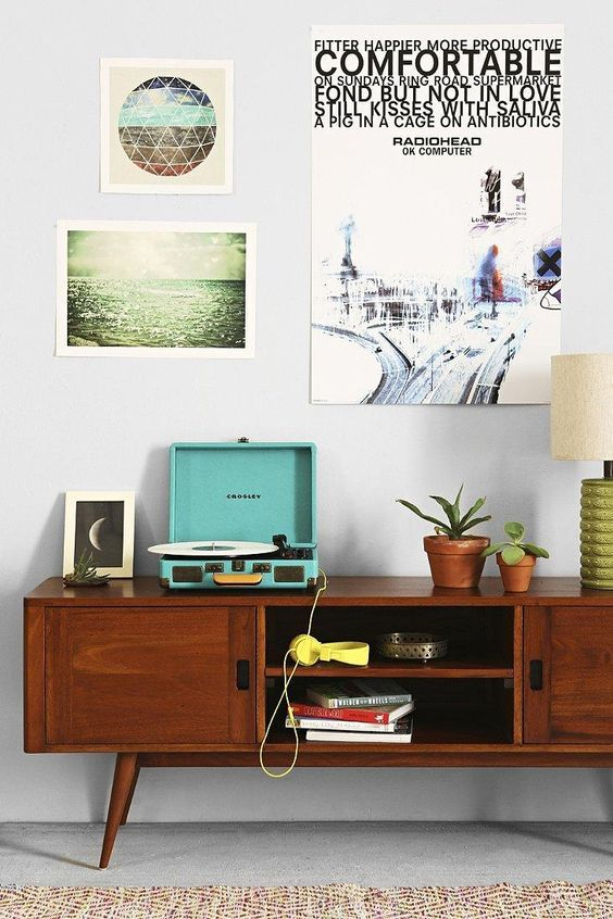 The best artistic retro furniture