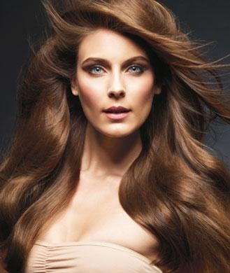Get the Look: Blow Dry for Voluminous, Sleek Hair