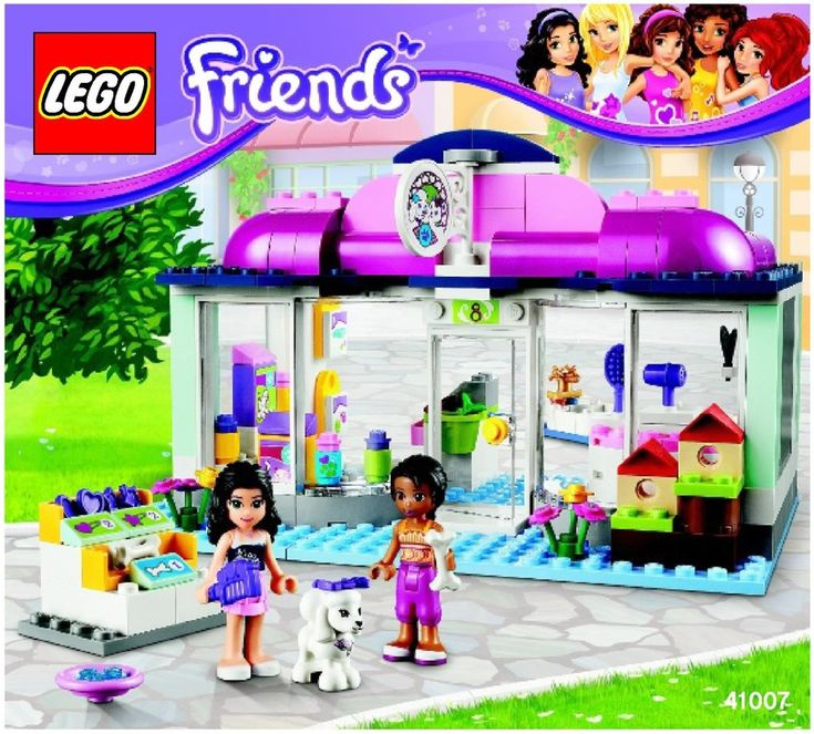 44 best images about lego friends on pinterest olivia d for Lego friends salon de coiffure