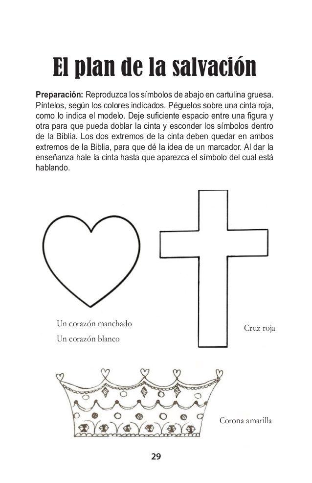 El plan de la salvación Preparación: Reproduzca los símbolos de ...
