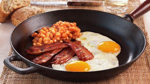 Cowboyfrokost - Egg - Påskemat - MatPrat