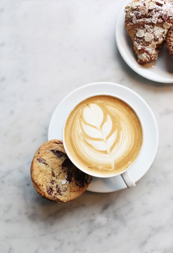 Best things in one picture. Coffee+cookies. They both are sooo delicious.