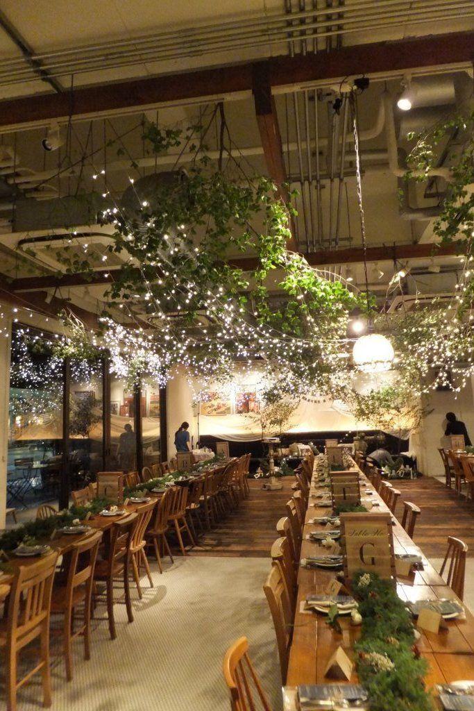 森のウェディング、ナチュラルウェディング、グリーンがたっぷりの森の結婚式、ウェディングパーティーのアイディア - オリジナルウェディング・フラワー コンセプトウェディング・フラワー専門店 花屋福太郎: