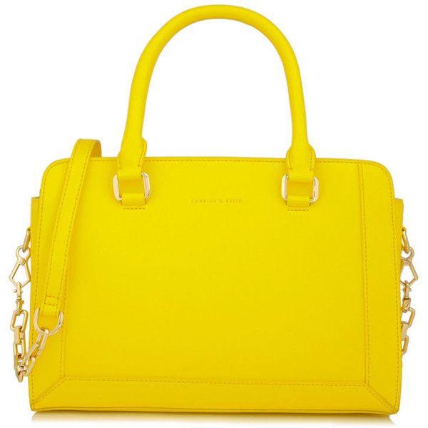 CHARLES KEITH Structured Work Handbag