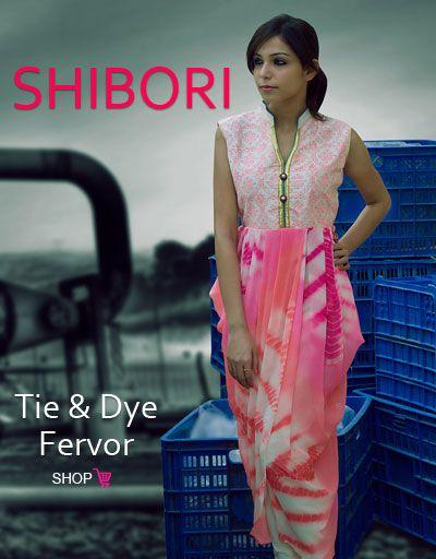 Lovely Shibori!