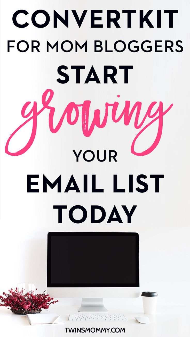 ConvertKit for Mom Bloggers (Everything You Need to Know) – Want to start an email list? Or, trying to grow your email list? I was using MailChimp to grow my email list but after a while, I found it totally hard to get to the next level of growing my list