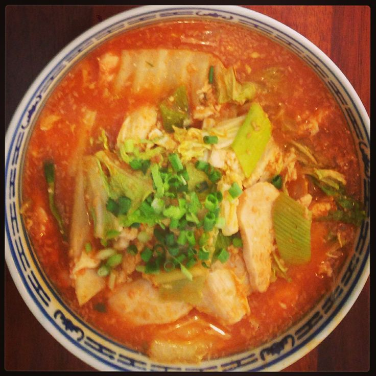 Suki soup at Kowloon in Aarhus, one of my favorite Thai soup