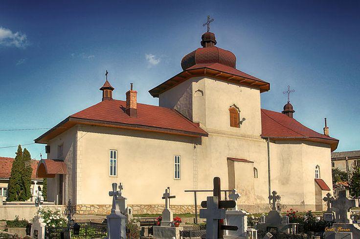 """Biserica """"Buna Vestire"""", cartier Dărmănești,Piatra Neamt"""