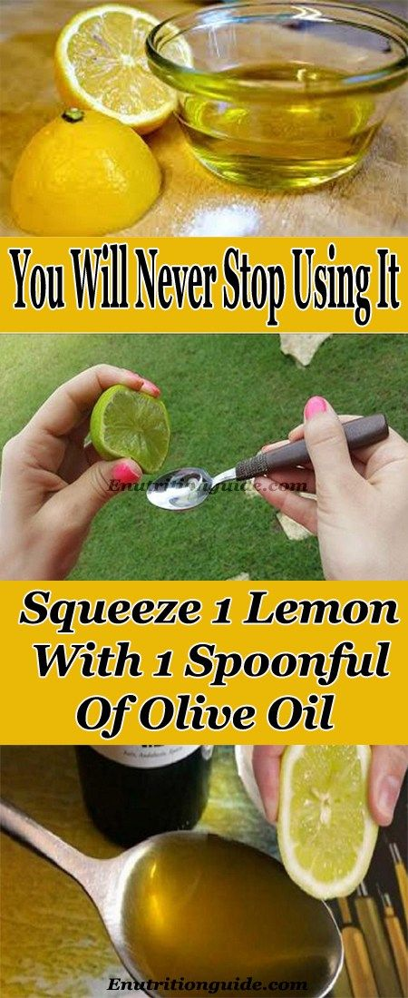 This is an excellent remedy known since ancient times. Do you know what a simple spoonful of olive oil with lemon can do for you? It is an ideal mixture against headaches, constipation, arthritis etc. You can even use it to prepare it against cancer!Show more text That's why this remedy has become very famous … More