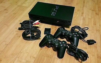 Sony Playstation 2 PS2 with Controller.
