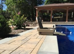 Attractive When Thinking About Your Pool Design An Important Decision To Make Is What  Type Of Paving