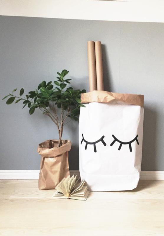 Tellkiddo Paper bag. We love. #MomPreneursAdventsbasar