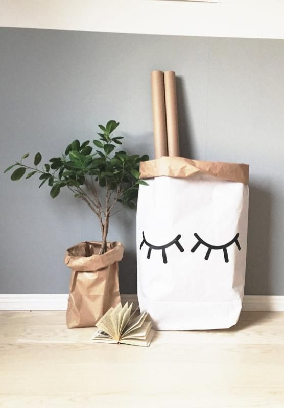 Tellkiddo Paper bag. We love. #MomPreneursAdventsbasar