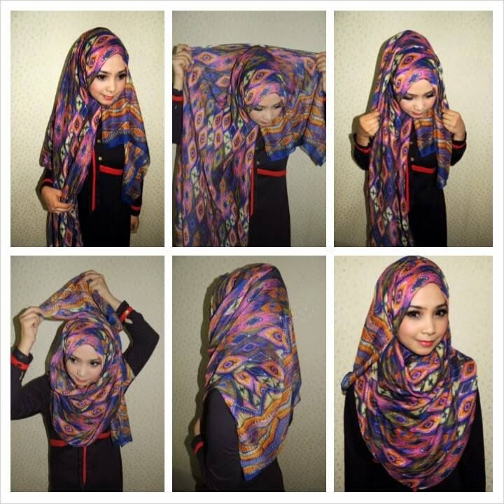 Beautiful & Quick Hijab Tutorial