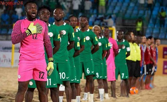 FIFA World Rankings: Nigeria drops to 39th