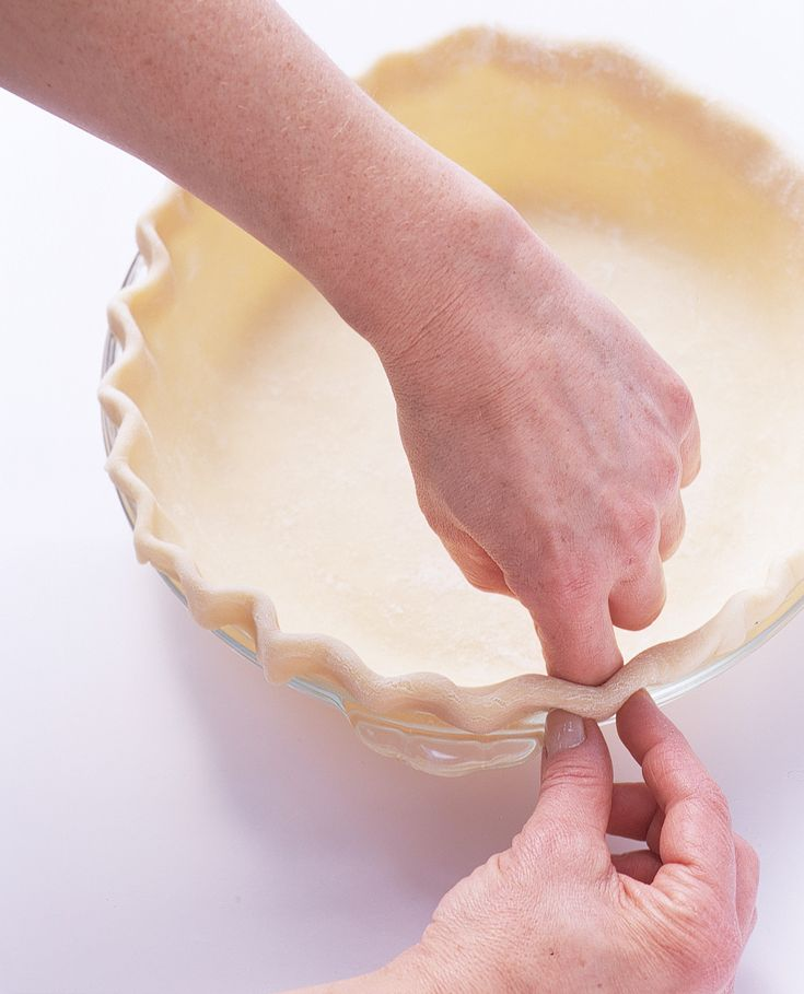 how to make quiche without pie crust