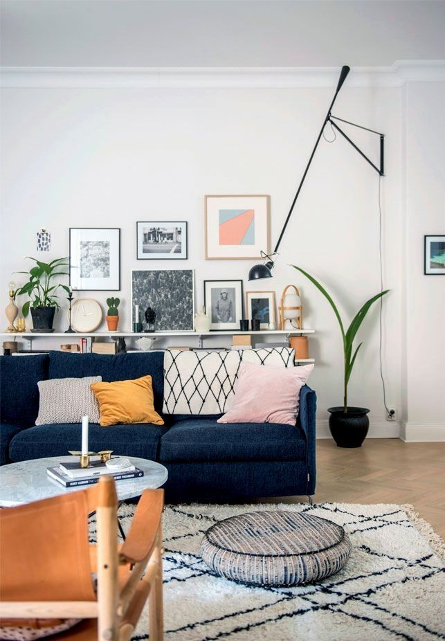 Living Room Ideas With Blue Sofa Elegant Best 25 Navy Couch Ideas