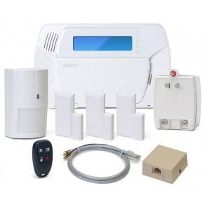 9 best dsc images on pinterest security systems accessories and dsc impassa self contained 2 way wireless security system w vanishing contacts solutioingenieria Image collections